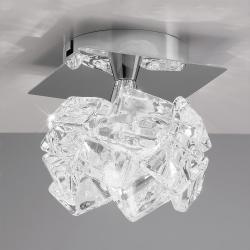 Artic ceiling lamp 1L 1xG9 33w Chrome