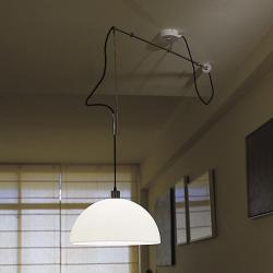 Compass Structure Pendant Lamp giratoria