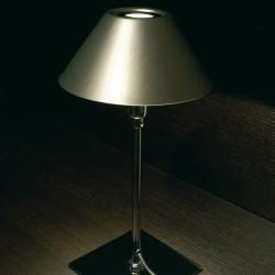 Alta M Table Lamp Small Chrome mate