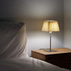 Cotton Table Lamp S 55cm Golden mate