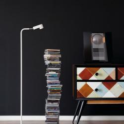 Ledpipe lámpara de Pie 101cm LED 3w Blanco