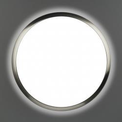 2344 ceiling lamp Nickel mate