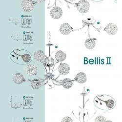 Bellis II 5575 5AB Latón
