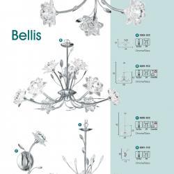 Bellis 8281 1CC Cromo