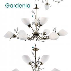Gardenia 1763 3AB Latón
