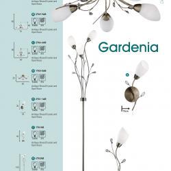Gardenia 1765 5AB Latón