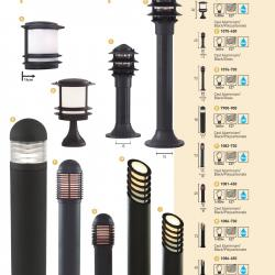 Bollards & Post Lamps 1264