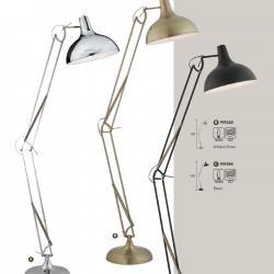 lámpara de Pie EU9092AB Latón