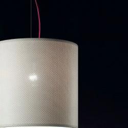 Bamisel 1C20 Pendant Lamp Single ø20cm white