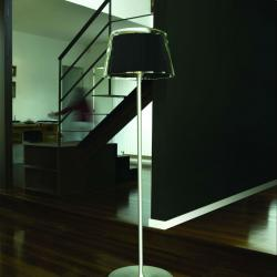 Gretta 50 Lamp Floor Lamp ø52cm G9 3x48w silk black