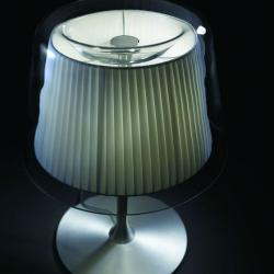 Gretta 10 Table Lamp ø25cm G9 1x33w silk black