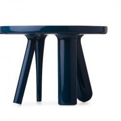 Elements 002 table Blue océano RAL 5020