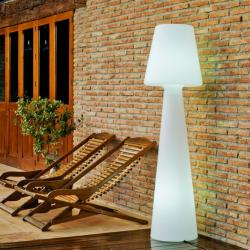 Lola 165 Floor Lamp Outdoor batería recargable LED RGB 45x165cm