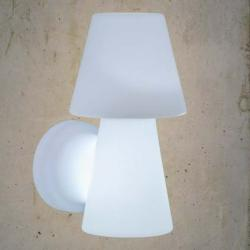 Lola 35 Wall Lamp Outdoor (bomb. no incl.) 20x35cm