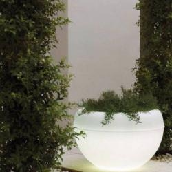 Tulipán light Illuminated Planter Outdoor light cold ø60X40
