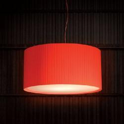 Diana lamp Pendant Lamp lampshade tape granate Led 15W