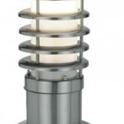 OSAKA Lámpara de piecm 30 E27 15w acero IP44
