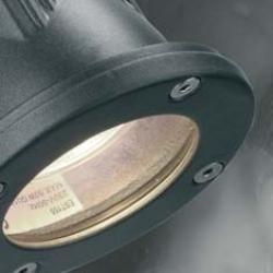 WET Wall Lamp GU10 50W antracite IP67