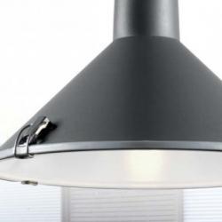JEWEL Lámpara Colgante esterno E27 15W IP65 gris