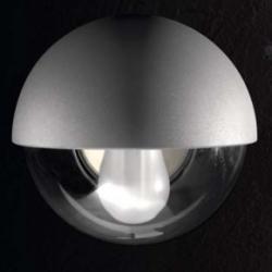 Bella E27 15W Aluminium IP44