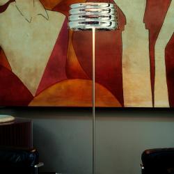 CHi lámpara of Floor Lamp 1xE27 150w