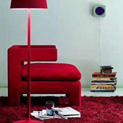 China lámpara of Floor Lamp Alta 3xE14 60w