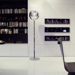 Glo lámpara of Floor Lamp 1xE27 150w