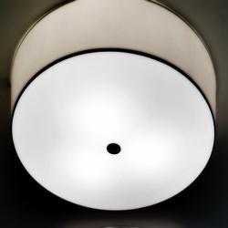 Slide Aplique Pequeño / Plafón diamcm 60 ø20cm 3xE27 100w blanco