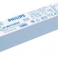 HF-Matchbox Azul 124 SH Azul TL D 15/18W; TL5C 22W; TL5 24W; PL L 18/24W
