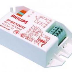 HF-Matchbox Rojo 124 SH Rojo TL D 18W; TL5C 22W; TL5 24W;PL L 18/24W