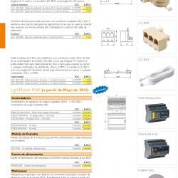 LightMaster LCC 8014/00 cable of sensor (6 polos, 5 m, macho macho)