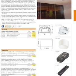 Occuswitch dali LRM 2070 Sensor Occuswitch dali Basico