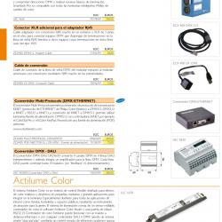 ActiLume Color Controller LLC 1670/00 Controlador Actilume colour
