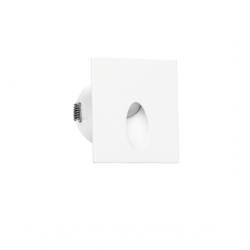 Quara Q Empotrable LED 2W Blanco
