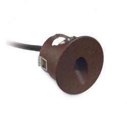 Quara 65 R Empotrable LED 2W Corten