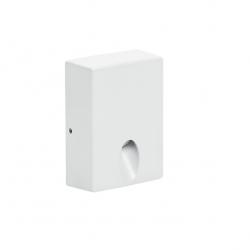Quara 65 X Empotrable LED 2W Blanco
