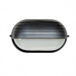 Tresso ovale Grand E27 E27 Noir