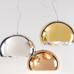 FL/Y lâmpada Lâmpada pingente 52Ø Metalizada