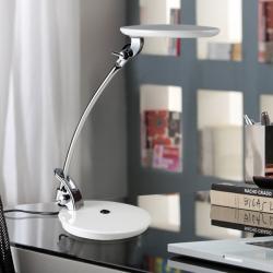 Omnia Sobremesa LED 5W 27x35x16cm - Blanco