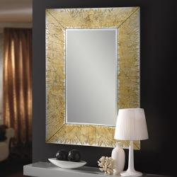 Aurora Espejo 80x120x1,6cm - Pan de oro
