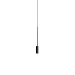 Volta Suspensión T-3534 LED 6,1W Negro-Oro