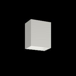 Lámpara de techo Structural 2630 Gris D1. 1 × LED PLATE 24V 9W