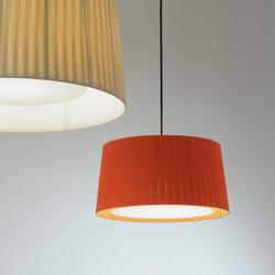 GT6 (Accessory) lampshade for Pendant Lamp 45cm - Cinta Crude