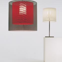 Moaré Accessory lampshade ø46cm white