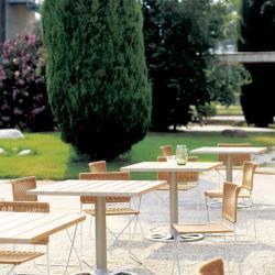 Set portes table bolondo 75x75