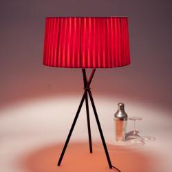 Tripode G6 (Accessory) lampshade 45cm - Cinta Crude