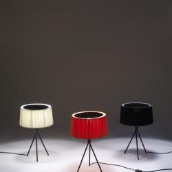 Tripode M3 (Solo Structure) Table Lamp E14 40w 50cm - Metálica black