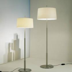 lampshade lino natural for Floor Lamp Large Diana