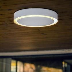 Amigo Wall Lamp LED - Metálico white