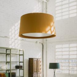 GT1000 (Accessory) lampshade for Pendant Lamp 100cm - Cinta mostaza raw colour